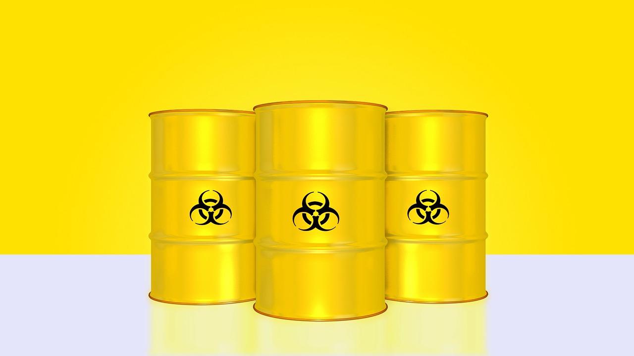 Hantering av kemikalier